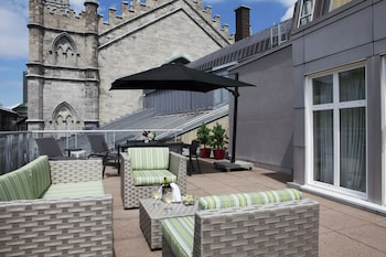 Suite, 1 King Bed, Terrace (Signature Suite with Rooftop Terrace)