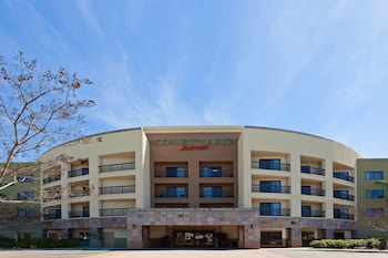 Exterior at Courtyard by Marriott San Diego Central in San Diego