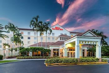 勞德代爾堡西南區希爾頓花園飯店/米拉馬爾 Hilton Garden Inn Ft. Lauderdale SW/Miramar