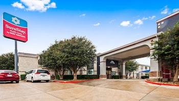 聖安東尼奧國際機場貝斯特韋斯特普拉斯修爾住宿飯店 SureStay Plus Hotel by Best Western San Antonio Airport