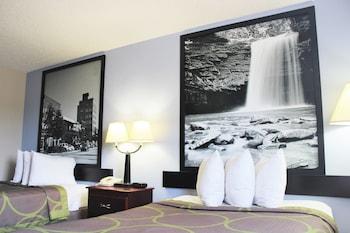 塔斯卡盧薩溫德姆速 8 飯店 Super 8 by Wyndham Tuscaloosa