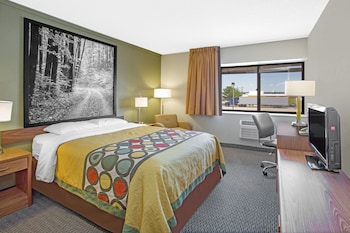 Super 8 by Wyndham Windsor/Madison North - Guestroom  - #0