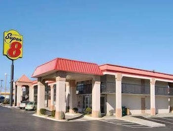 Hotel - Super 8 by Wyndham Oklahoma Fairgrounds