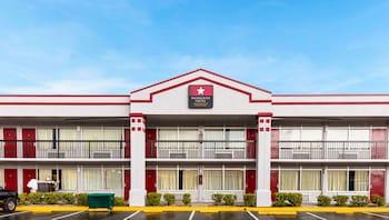 傑克遜維爾市中心馬格努森飯店 Magnuson Hotel Jacksonville Downtown