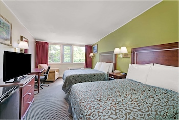 Deluxe Room, 2 Double Beds, Non Smoking