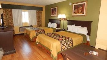阿馬里洛城中央速 8 飯店