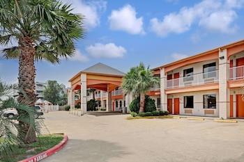 加爾維斯敦溫德姆速 8 飯店 Super 8 by Wyndham Galveston