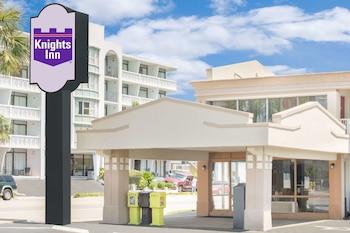 Exterior at Knights Inn - Myrtle Beach in Myrtle Beach