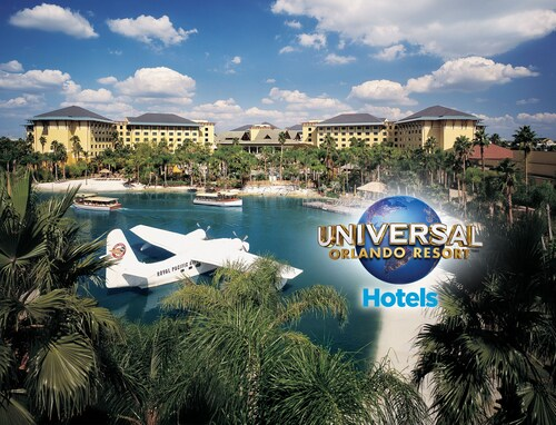 Universal's Loews Royal Pacific Resort image 1