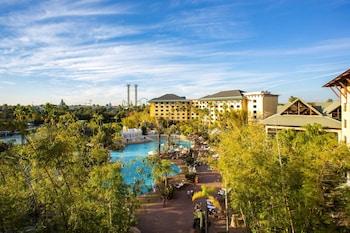 環球洛斯皇家太平洋渡假村 Universal's Loews Royal Pacific Resort