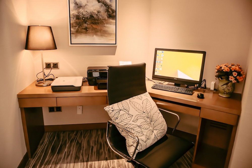 라마다 플라자 푸동(Ramada Plaza Pudong) Hotel Image 4 - Guestroom