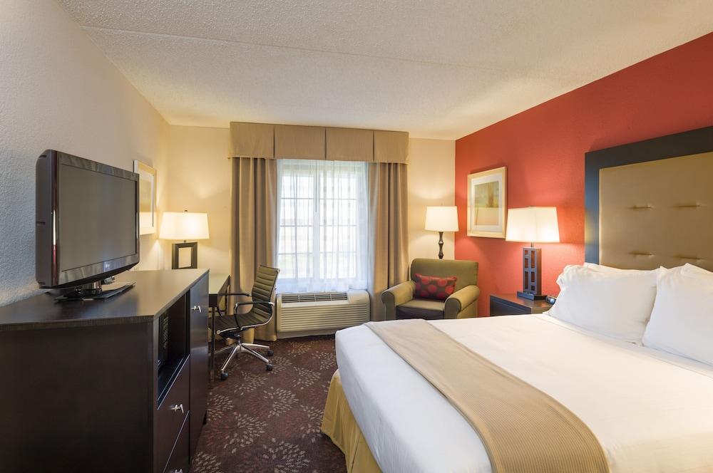 홀리데이 인 익스프레스 프레이저 - 멜번(Holiday Inn Express Frazer - Malvern) Hotel Image 5 - Guestroom