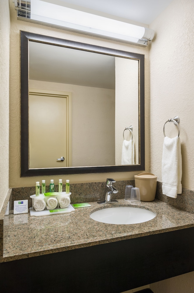 홀리데이 인 익스프레스 프레이저 - 멜번(Holiday Inn Express Frazer - Malvern) Hotel Image 13 - Bathroom
