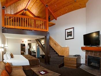 Premier Loft, 1 King Bed, Jetted Tub