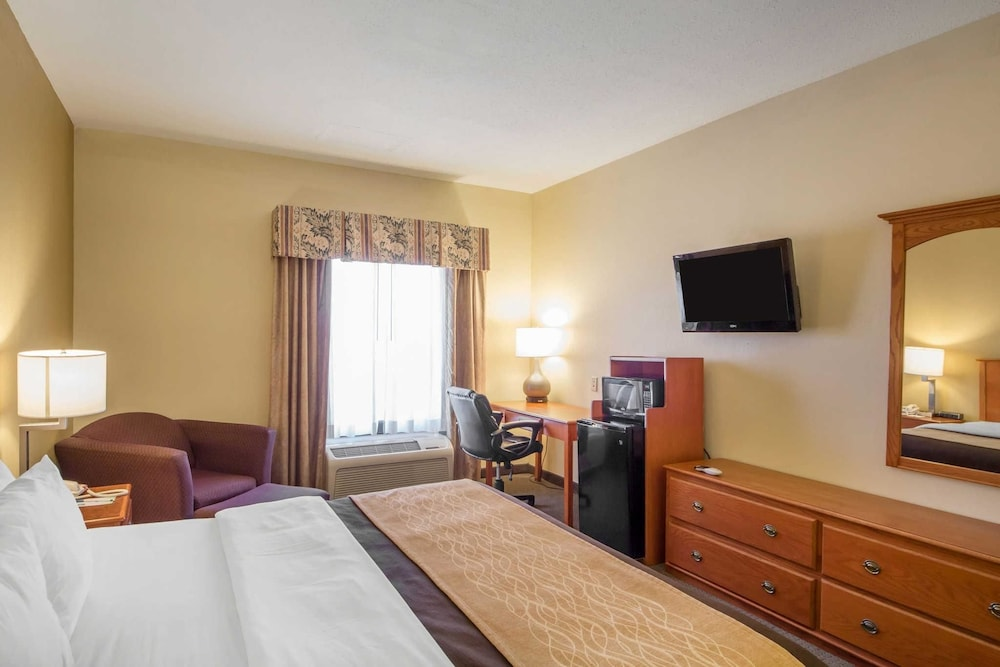 Room, 1 King Bed, Accessible, Smoking