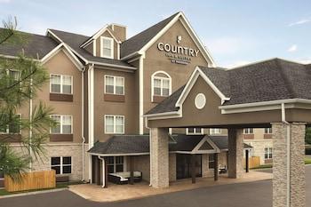 麗笙田納西州密東奈許維爾機場鄉村套房飯店 Country Inn & Suites by Radisson, Nashville Airport East, TN