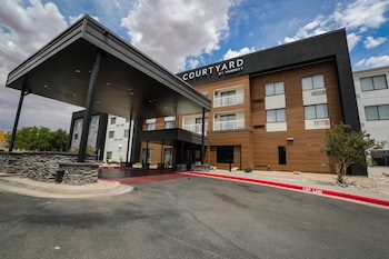 埃爾帕素機場萬怡飯店 Courtyard by Marriott El Paso Airport