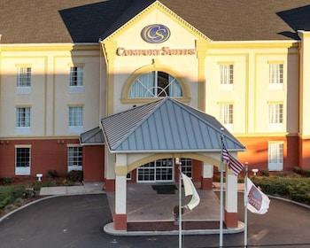 Hotel - Comfort Suites Newark - Harrison
