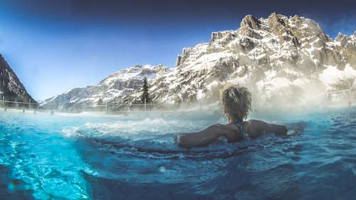 . Thermalhotels & Walliser Alpentherme Spa