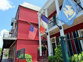 Le Richelieu in the French Quarter