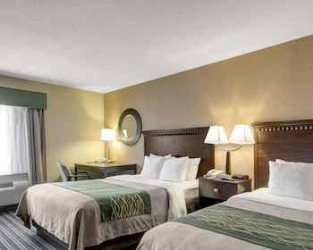Standard Room, 2 Bedrooms, Non Smoking