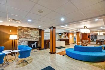 克里斯琴斯堡萬豪費爾菲爾德套房飯店 Fairfield Inn by Marriott Christiansburg