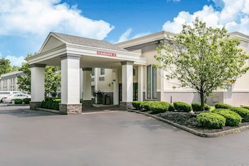 Hotel - Quality Inn Edison-New Brunswick