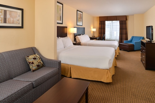 . Holiday Inn Express Hotel & Suites Greenville