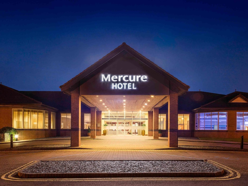 메르큐르 대번트리 코트 호텔(Mercure Daventry Court Hotel) Hotel Image 33 - Hotel Entrance