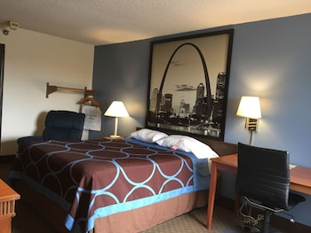 Room, 1 Queen Bed, Accessible, Smoking (Mobility Accessible)