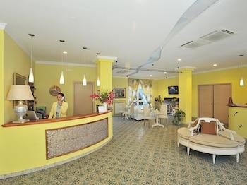 Hotel Miramare - Interior Entrance  - #0