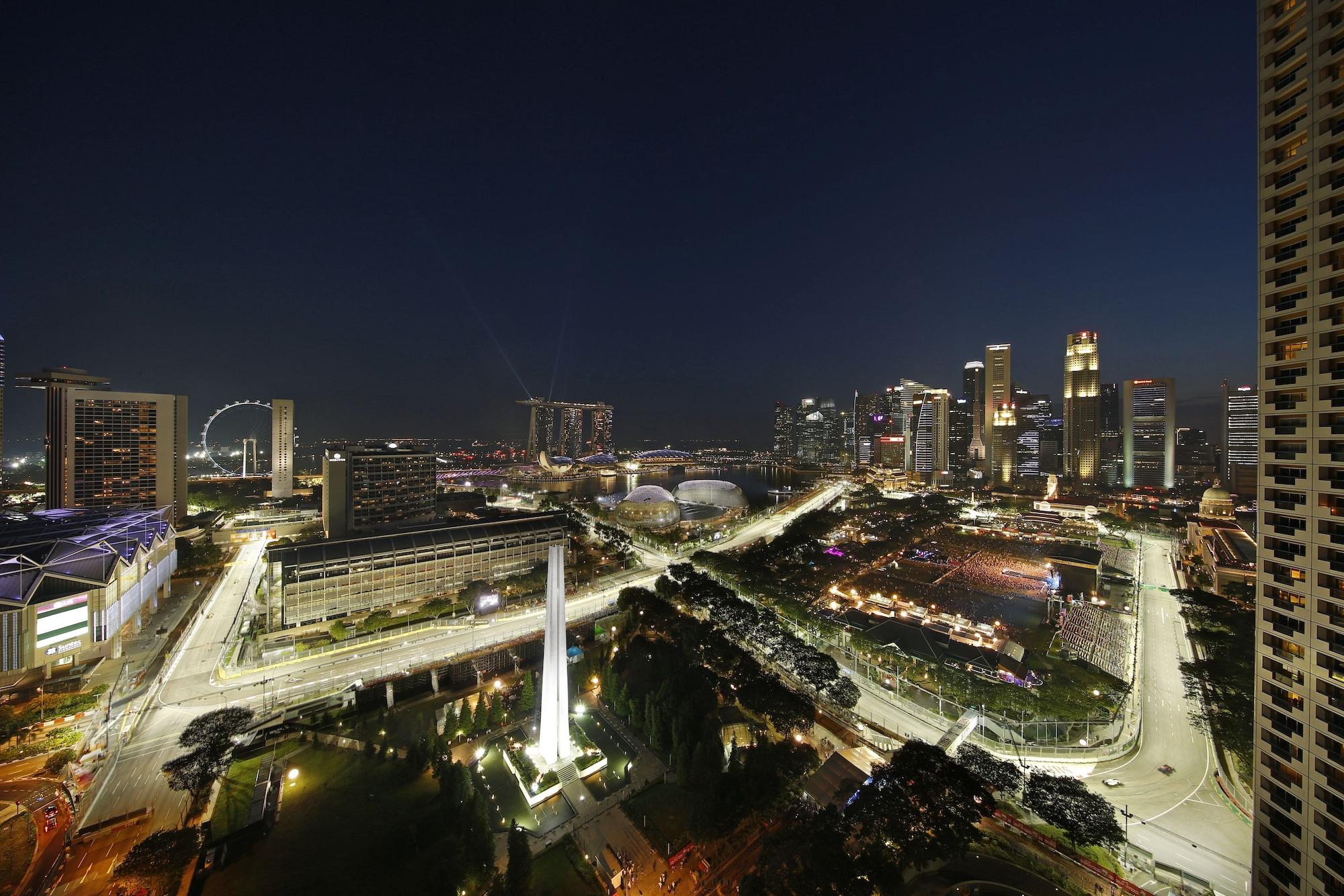 Fairmont Singapore, Rochor