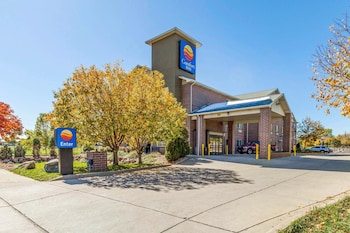 丹佛西阿瓦達站凱富飯店 Comfort Inn Denver West Arvada Station