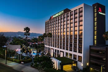 Hotel - Beverly Hills Marriott