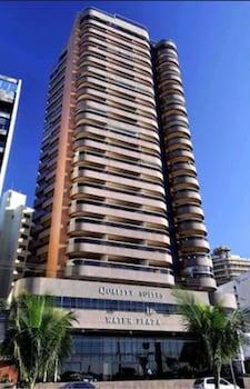 韋利亞鎮凱藝全套房飯店 Quality Suites Vila Velha