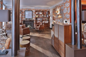 Hotel - Hôtel R. Kipling by Happyculture