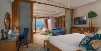Villa, 1 Bedroom, Ocean View (Beachfront Romeo & Juliet)