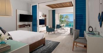 Romantic Suite, 1 Bedroom, Ocean View (Beachfront Millionaire)