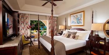 Luxury Room, 1 Bedroom, Garden View (Caribbean Seaside Oceanview Luxury)