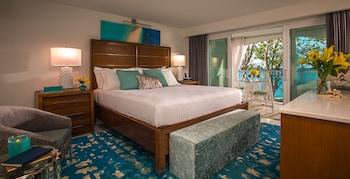Club Room, 1 Bedroom, Ocean View (Oceanfront Honeymoon w/ Balcony)