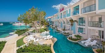 Suite, 1 Bedroom, Ocean View (Oceanfront Swim-up)