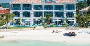 Luxury Suite, 1 Bedroom, Ocean View (Beachfront Super Luxe with Balcony)