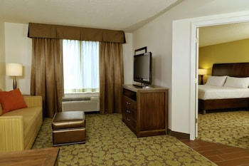 1 KING BED 1 BEDROOM WHIRLPOOL SUITE SOFABED