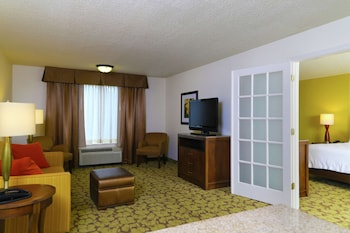 1 KING BED 1 BEDROOM SUITE WITH SOFABED