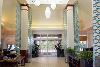 東坦帕布蘭登希爾頓花園飯店 Hilton Garden Inn Tampa East Brandon