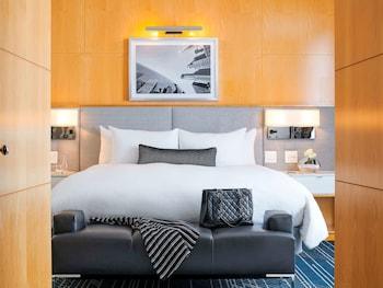 Süit, 1 Yatak Odası, Köşe (prestige)