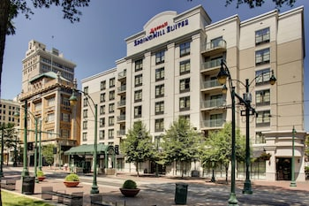 Hotel - Springhill Suites By Marriott Memphis Downtown