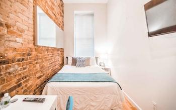 Guestroom at Chelsea Inn in New York
