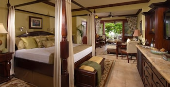Honeymoon Suite, 1 Bedroom, Garden View (Crystal Lagoon Honeymoon Butler Suite)