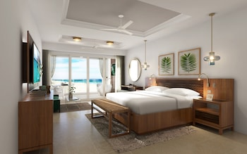 Luxury Room, 1 Bedroom, Ocean View (Royal Beachfront Suite with balcony)